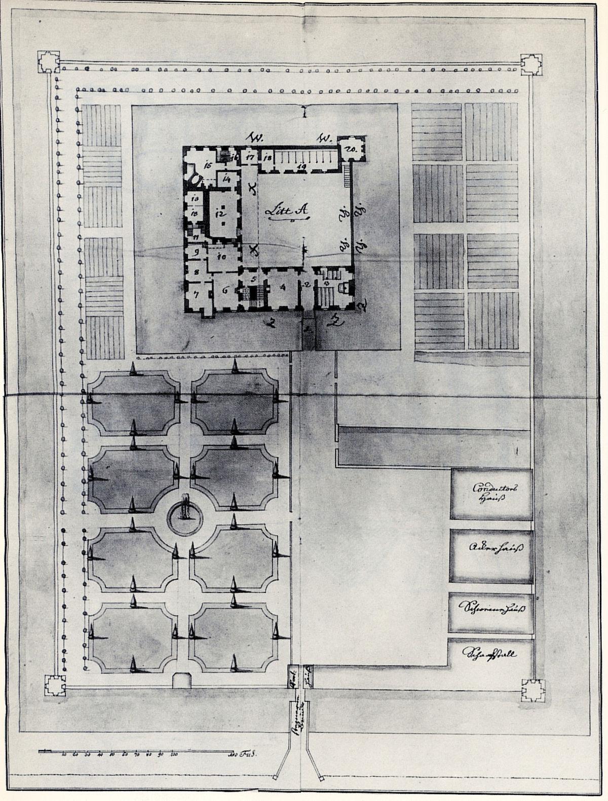 schloss merlsheim wikipedia. Black Bedroom Furniture Sets. Home Design Ideas