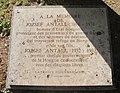 Plaque József Antall, square Alfred-Capus, Paris 16e.jpg