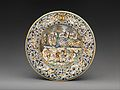 Plate with hunting scene and arms of the Alarçon y Mendoza family MET DP326526.jpg