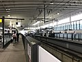Platform of Kumamoto Station (Kyushu Shinkansen).jpg
