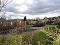 Playground in recent housing estate, Lower Hopton, Mirfield (SE199192) - geograph.org.uk - 133435.jpg