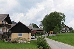 Podhom - Image: Podhom Slovenia