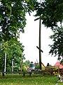 Podlaskie - Grodek - Grodek - orth. church of the NotBVM - front - bells.JPG
