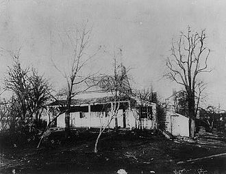 Edgar Allan Poe Cottage - The cottage was originally located on Kingsbridge Road before it was moved to its current location in Poe Park in 1913.
