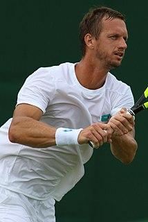 Filip Polášek Slovak tennis player