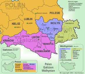 galizien karte Galizien – Wikipedia