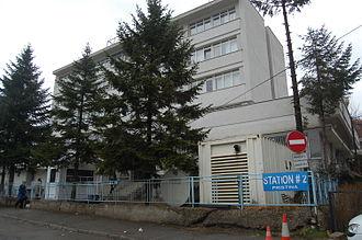 Kosovo Police - Police station number 2, Pristina