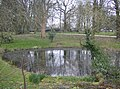 Pond at entrance to Moundsmere Manor - geograph.org.uk - 381321.jpg