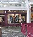 Por'tare Fashions - Westgate Arcade - geograph.org.uk - 1590462.jpg