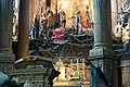 Pormenor no santuário de Bom Jesus do Monte em Braga, Portugal.jpg