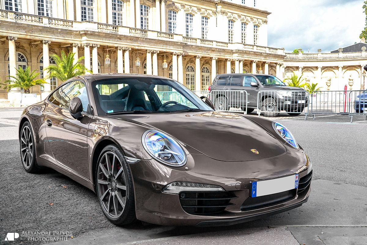 Porsche 911 R >> פורשה 911 – ויקיפדיה