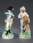 Porslin. Två figuriner - Hallwylska museet - 89117.tif
