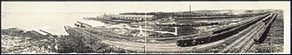 Port Covington - Port Covington, c. 1913
