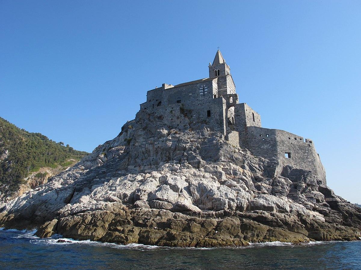 Chiesa Di San Pietro Porto Venere Wikipedia