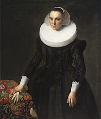 Portrait of a 25-year-old Woman