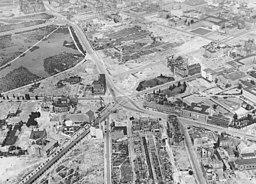 Potsdamer Platz 1954 Foto: Wschmock [Public domain], via Wikimedia Commons