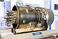 Pratt & Whitney Canada PW815 engine, EBACE 2018, Le Grand-Saconnex (BL7C0411).jpg