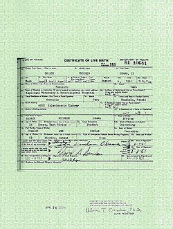 Philip j berg wikipedia in response to the conspiracy theories the white house released the presidents long form birth certificate on april 27 2011 reaffirming that he was born yelopaper Choice Image