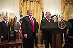 President Trump Welcomes the Clemson Tigers to the White House (32881336088).jpg