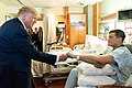 President Trump and the First Lady in Dayton, Ohio (48482816947).jpg