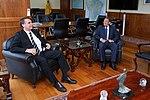 Presidente Eleito, Jair Bolsonaro visita Ministro da Defesa (45703217142).jpg