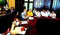 Presidente del congreso recibió apoyo de Alcaldes de Huancavelica (6862978382).jpg