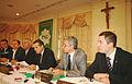 Prezidiul Consiliului National al PNG-CD, 14 septembrie 2007.jpg