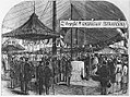 Prince Albert lays the foundation stone of the Strangers' Home 31 May 1856.jpg