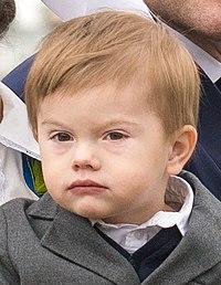 Prince Oscar, Duke of Skåne in 2018 (cropped).jpg