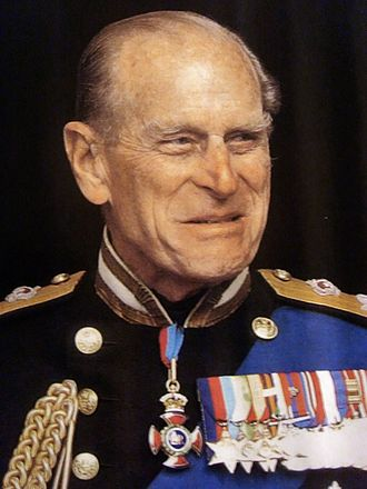 Lord High Admiral of the United Kingdom - Image: Prince Phillip of Edinburgh