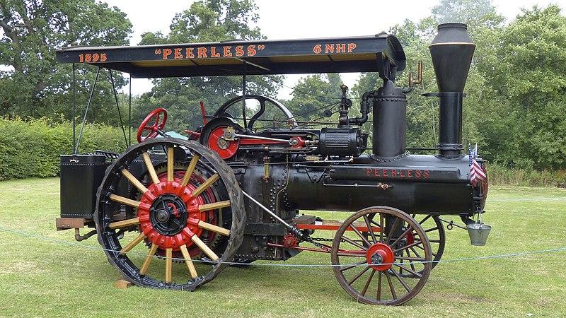 File:Princess Tammy an 1895 Peerless Steam Engine (9438347034).jpg