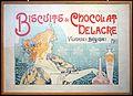 Privat livemont, biscotti e cioccolata delacre, 1896, litografia, 01.jpg