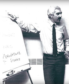 Peter Saville (psychologist) - Wikipedia