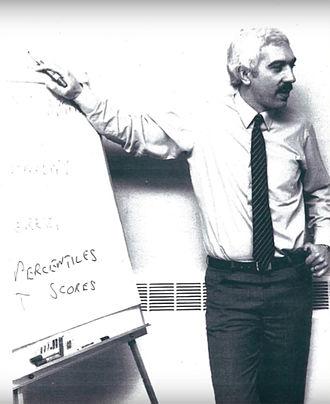 Peter Saville (psychologist) - Professor Peter Saville running a course on Psychometrics.