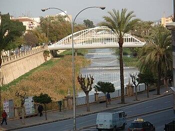 Puente del r%C3%ADo Segura %28Murcia%29