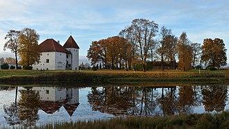 Purtse Castle - Image: Purtse vasallilinnus 2013