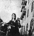 Pyongyang postwoman circa 1960.jpg