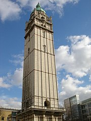 The Queen's Tower.