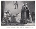 Queen Morgan le Fay took the scabbard.png