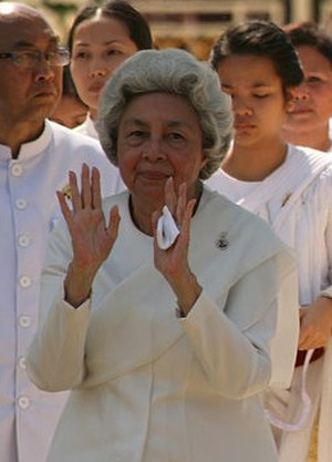 Cambodia Constituent Assembly - Monineath Sihanouk, Queen Dowager of Cambodia