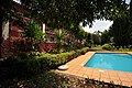 Quinta das Vinhas ^ Cottages, Estreito da Calheta, Madeira, Portugal, 27 June 2011 - Main house area and pool - panoramio (6).jpg