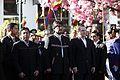 Quito, Ceremonia de ofrenda floral en honor de los Héroes de la Independencia. (9353252096).jpg