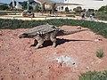 Réplica dinosaurio Dinópolis 2018 (02).jpg