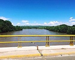 Río Conchos en Valle de Zaragoza, Chihuahua.jpg