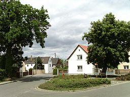 Lindenstraße in Zwenkau
