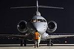 RAF Sentinal R1 aircraft at RAF Akrotiri MOD 45165221.jpg
