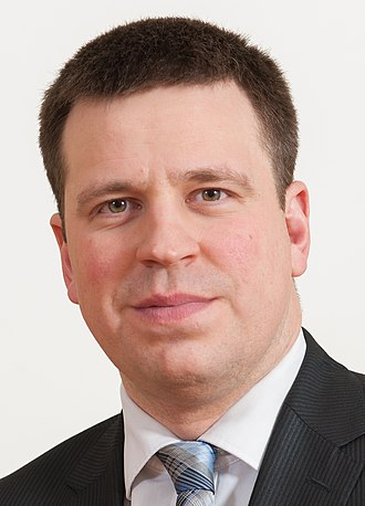 2019 Estonian parliamentary election - Image: RK Jüri Ratas (cropped)