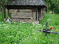 RO BN Dobricel wooden church 22.jpg