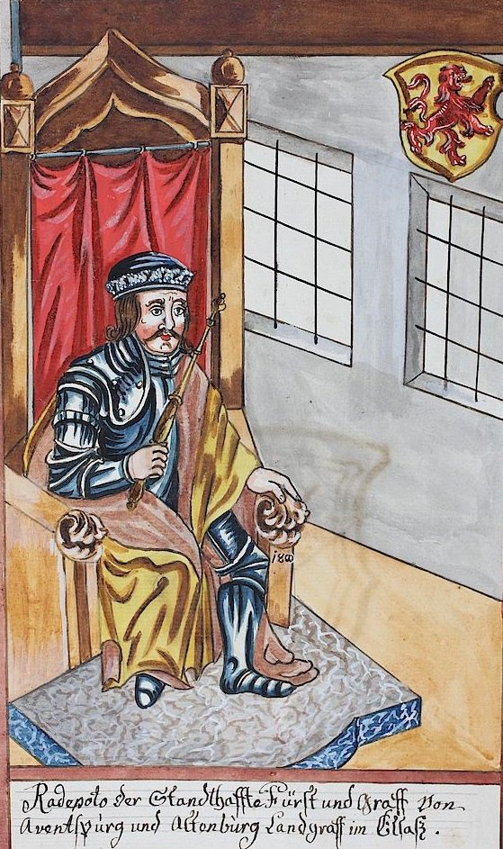 Radbot of Habsburg