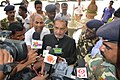 Radha Mohan Singh addressing the media before the review meeting with Agriculture, Cooperation, Animal Husbandary, Dairy & Fisheriy Ministers & Secretaries of Tamil Nadu Government.jpg